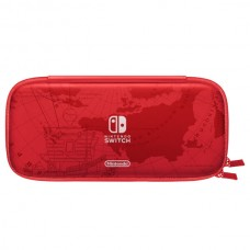 Switch Carrying Case Mario Odyssey + Tempered Glass 9H