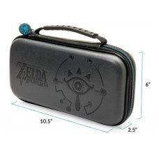 Deluxe Travel Case Zelda Eye Black + Card Case Bundle