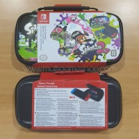 Deluxe Travel Case Splatoon + Card Case Bundle