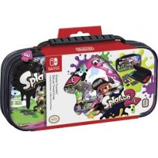 Deluxe Travel Case Splatoon 2 + Card Case Bundle