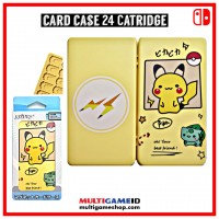 Card Case 24 Pikachu Edition (Akitomo)