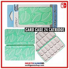 Card Case 24 Animal Crossing Edition (Akitomo)