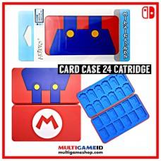 Card Case 24 Mario Edition (Akitomo)