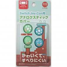Switch Thumb Grip TOAD Green/Blue