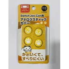 Switch Thumb Grip Yellow Bear