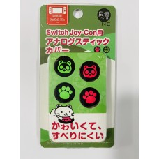 Switch V2/Lite Thumb Grip Splatoon Bear
