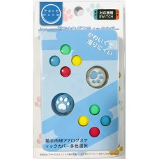 Switch V2/Lite Everybutton Grip Blue (Color Dots)