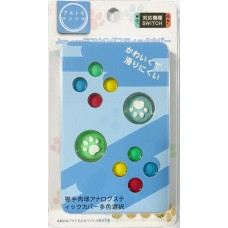 Switch V2/Lite Everybutton Grip Animal Crossing (Color Dots)
