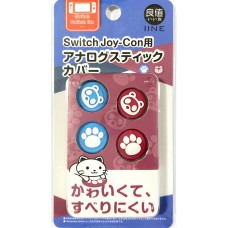 Switch Thumb Grip Neon White Bear