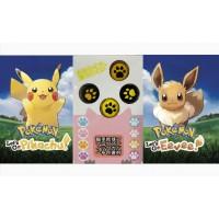 Switch V2/Lite Miu-Miu Thumb Grip Pokemon Pika&Eev