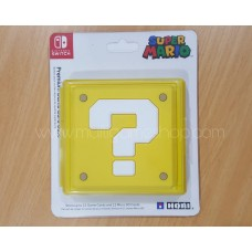 "Switch Card Case Mario Yellow ""?"""