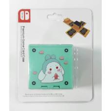 Card Case Box Cinamonrol Minty Green (M1616)
