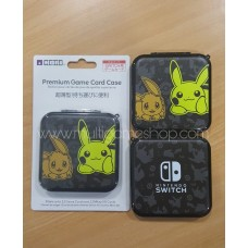 Card Case 12 Gametech Pokemon Pikachu&Eevee Tipis
