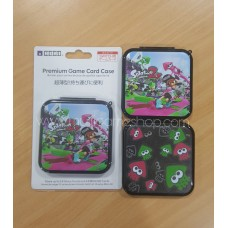 Card Case 12 Gametech Splatoon Tipis   (M1616)
