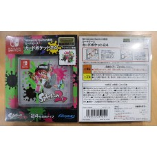 Deluxe Card Case 24 Splatoon MaxGames Jap