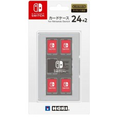 Switch Card Case 24 White (HORI)