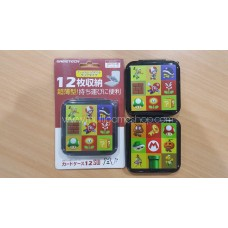 "Card Case 12 Gametech ""Mario Collection"""