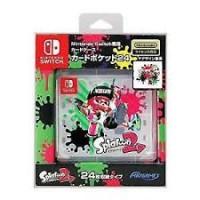 Deluxe Card Case 24 Splatoon MaxGames Jap