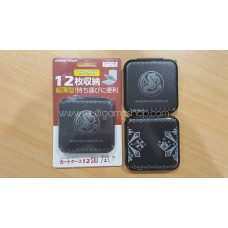 "Card Case 12 Gametech ""Monster Hunter"" Black"