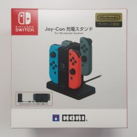 Switch JoyCon Charging Stand for 4Joycon (HORI)