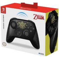 HoriPad Wireless Controller Zelda Edition