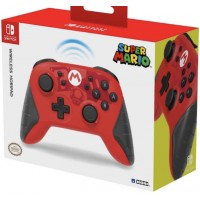 HoriPad Wireless Controller Super Mario Edition