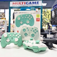 Switch/Lite Mini Wireless Controller (Cyber) Green&White