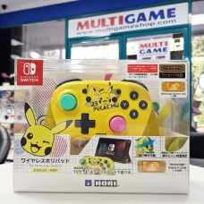 Switch Wireless Controller Pikachu POP (HORI)