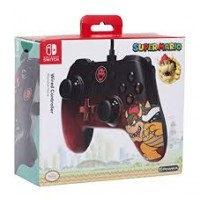 Switch Wired Controller Bowser (PowerA)