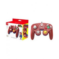 Switch Wired Battle Pad Red Mario (HORI)