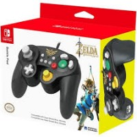 Switch Wired Battle Pad Zelda (HORI)