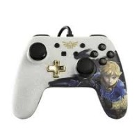 Switch Wired Controller Zelda (PowerA)
