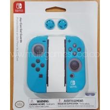 Switch Joycon Gel Guard (Blue) (pdp)