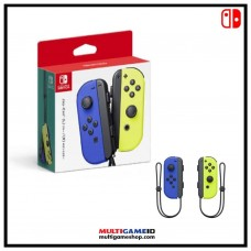 Switch Joycon Left+Right (Blue&Yellow)