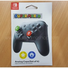 "Switch Pro Controller Analog Caps ""MARIO"""