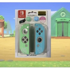 "Switch Joycon Silicon ""Animal Crossing"" +Thumb Grip Set"