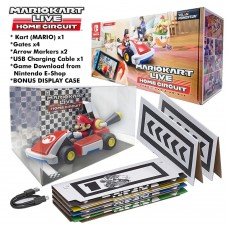 Mario Version Mario Kart Live Home Circuit +Box Display