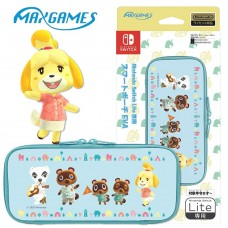 Switch Lite Animal Crossing Case (Japan) (MaxGames)