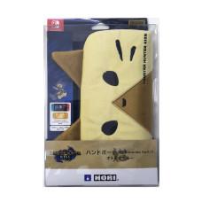 Monster Hunter Rise Soft Pouch (Felyne/Airou)