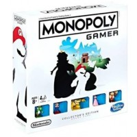 Monopoly Gamers Collectors Edition + Mini Figures by Hasbro
