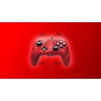 Switch Wired Controller Face-off Red Camo (pdp)