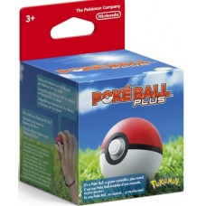—PO/DP— Nintendo Poké Ball Plus (Nov 16, 2018)