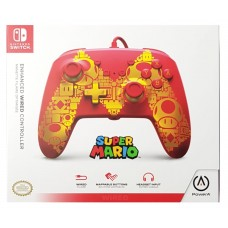 Switch Wired Controller Mario Golden (PowerA)