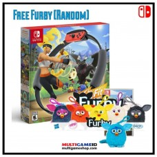 Ring Fit Adventure +Game (Free Furby)