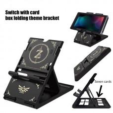 Switch Playstand +Card Storage ZELDA  (M1616)
