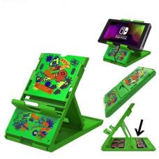 Switch Playstand +Card Storage SPLATOON (M1616)