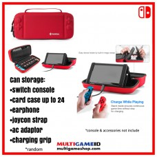 Switch Travel Case Red (TomToc)