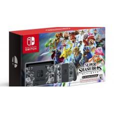 —PO/DP— Nintendo Switch Super Smash Bros Edition + Physical Game (Dec 07, 2018)