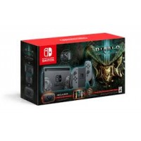 Nintendo SWITCH Diablo3 Limited Edition Bundle + Carrying Case EMIO