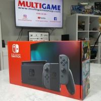 New V2 Nintendo Switch Grey (HAC-001)(-01)